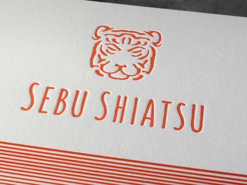 Visitenkarten Gutscheine Letterpress Farbschnitt Baumwollpapier Buchdruck