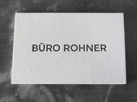 Letterpress Buchdruck Baumwollpapier Grammatur Prägedruck Wien Visitenkarten hochwertig außergewöhnlich